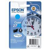 Epson Alarm clock C13T27124022 inktcartridge 1 stuk(s) Origineel Hoog (XL) rendement Cyaan