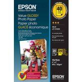 Epson Value Glossy Photo Paper pak fotopapier A4 Glans