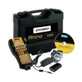 DYMO RHINO 5200 Kit labelprinter Thermo transfer 180 x 180 DPI ABC