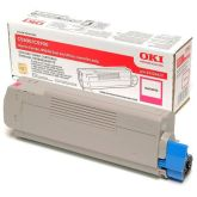 OKI 43324422 toner cartridge 1 stuk(s) Origineel Magenta