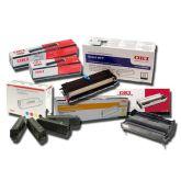 OKI 44643001 toner cartridge 1 stuk(s) Origineel Geel