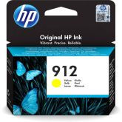HP 912 originele gele inktcartridge