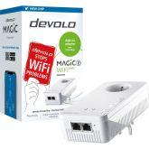 Devolo Magic 2 WiFi next 1200 Mbit/s Ethernet LAN Wi-Fi Wit 1 stuk(s)