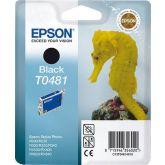 Epson Seahorse Singlepack Black T0481 inktcartridge 1 stuk(s) Origineel Zwart