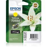 Epson Lily T0594 inktcartridge 1 stuk(s) Origineel Geel